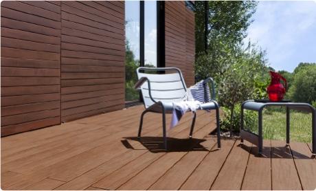 nouveau produit v33 r novation terrasses et bardages. Black Bedroom Furniture Sets. Home Design Ideas