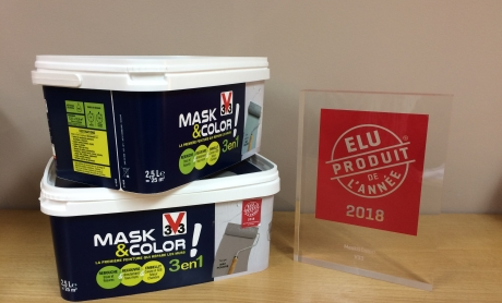 MASK&COLOR! voted Product of the Year 2018!