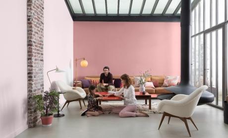 Avec Colorissim®, vos murs reprennent des couleurs !